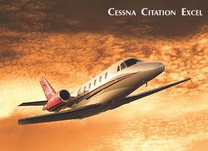 Cessena Citation Excel