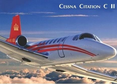 Cessena Citation CII